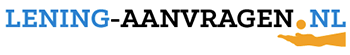 Lening aanvragen logo
